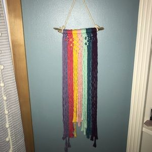 Boho Macrame decor